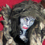 W 0008 Onbekend - Grizabella Costume  (Musical Cats)